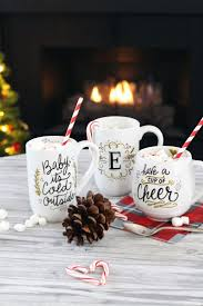 Spode Christmas Tree Peppermint Mugs Spoons by Best 25 Christmas Mugs Ideas Only On Pinterest Painted Mugs