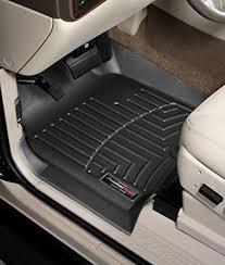 amazon com weathertech custom fit front floorliner for ford