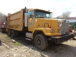 1993 VOLVO AUTOCAR ACL64 GARBAGE TRUCK (PACKER) FOR SALE #572946
