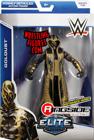 Wwe Goldust Curtain Call by Goldust Wwe Elite 36 Wwe Toy Wrestling Action Figure By Mattel