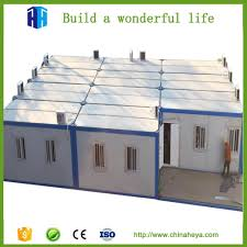 100 Modular Container House China Container Canteen China Container Canteen