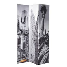 deco new york maison du monde paravent new york decoration decoration