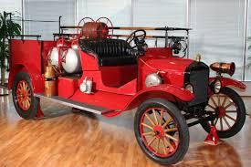 Ford Model T Fire Truck, Ford Truck Models List | Trucks Accessories ...