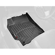 Volvo Xc90 Floor Mats Black by Amazon Com Weathertech Rubber Floor Mat For Select Volvo Models