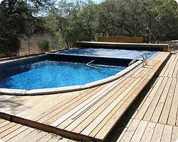 Above Ground Pool Deck Images by 10 Awesome Above Ground Pool Deck Designs