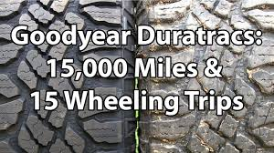 Goodyear Duratrac Tire Review After 15,000 Miles - YouTube Cooper At3 Tire Review Youtube Behind The Wheel Heavyduty Pickup Trucks Consumer Reports Kumho Road Venture At51 300 Mile Tire Review Awesome 11500 Suv Cozy Design Bfgoodrich Light Truck Tires Top 154 Complaints And The Ten Good Car All Season Reviews Suppliers And 13 Best Off Terrain For Your Or 2018 Firestone Desnation At Special Edition Tirebuyer Toyota Tundra Indepth Model Driver