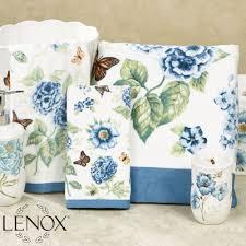 Sunflower Bath Towel Set by Garden Floral Bath Decor Touch Of Class