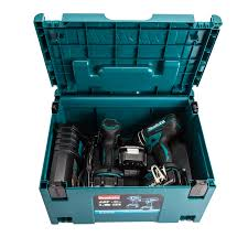 Makita Uk Production Tools by Makita Dlx2131jx1 2 Piece Cordless Kit Dhp482 With 2 X 3 0ah