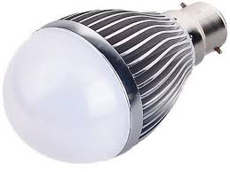 b22 3w led spotlight bulb energy saving for home interior lighting