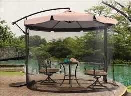 Large Cantilever Patio Umbrella by Beachcrest Home Anthea 10 U0027 Cantilever Umbrella U0026 Reviews Wayfair