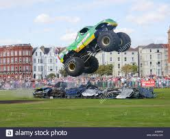 100 Truck Jumps Monster Jump Stock Photos Monster Jump Stock Images