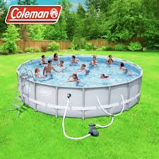 Best Above Ground Pool Floor Padding by Coleman Power Steel 18 U0027 X 48