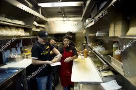 100 Kogi Food Truck BBQ Los Angeles USA Stock Photo 2851009a