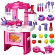 Dora The Explorer Kitchen Set by Play King Big Kitchen Cook Set Toy Kids Play Pretend Kitchen Set