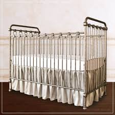 Bratt Decor Crib Used by Joy Baby Crib Pewter Baby Cribs Cribs And Pewter