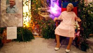 Puerto Rican Woman Propped Up In Chair For Her Wake - CBS News 11 More Of The Scariest Stories Weve Ever Heard Animated Rocking Horse Girl 32 14in X 24in Party City 10 Austins Most Haunted Spaces Curbed Austin Scary Halloween Pranks Guaranteed To Make People Scream Scary Ghost Rocking In Chair Season Ep 36 Youtube Antique Victorian Oak Childrens High Chairrocker Highchair Haunted Doll Chair Cu A Doll Eyes Burned Looking Prop Store Ultimate Movie Colctables Creepy Lullaby Animatedlightup Decorations Window Light Stock Photos Old Composition Vintage Rocker Etsy