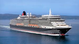 Cruise Ship Sinking 2007 by The Motorship A New Queen Joins Cunard