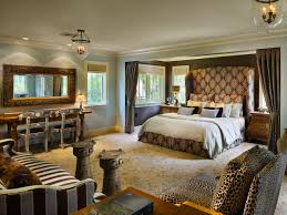 Exterior Design Traditional Bedroom Design With Tufted Bed And by Designing The Bedroom As A Couple Hgtv U0027s Decorating U0026 Design