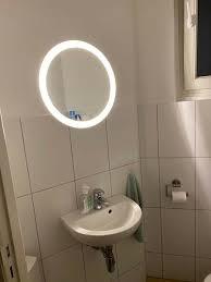 ikea spiegel rund beleuchtet