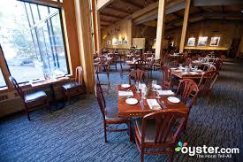 mountain room restaurant at the yosemite lodge at the falls