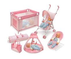 $59 99 $59 99 Baby Features At home or on the go our baby doll