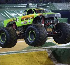 100 Monster Trucks Nashville 2017 HOT ROD AVENGER Truck Trucks