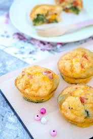 schnelle eiermuffins leckerer snack für kinder low carb