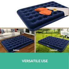 Bestway Twin Double Air Bed Inflatable Mattress Sleeping Mat ... Air Beds Walmartcom Full Size Long Bed Truck Mattress By Airbedz Ppi105 Blue Original With 62017 Camping Accsories5 Best Rightline Gear 1m10 Inflatable Car For Sedans Suvs Winterialcom Mattrses 2017 Buyers Guide