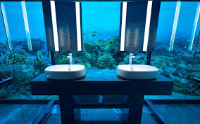 100 Rangali Resort The Worlds First Underwater Villa Is Now Open For Business