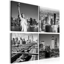 bilder drucke leinwand bilder new york skyline stadt