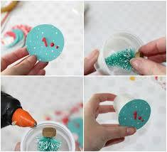 Plastic Cups Kids Christmas Craft Cheap Childrens Advent Calendar Ideas