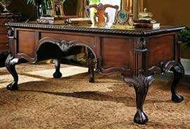 Hooker Furniture Villa Florence Hooker Furniture Marble Top Writing Desk