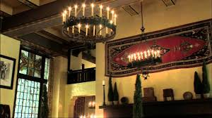 Wawona Hotel Dining Room by The Ahwahnee Hotel At Yosemite Youtube