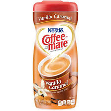 COFFEE MATE Vanilla Caramel Powder Coffee Creamer 15 Oz