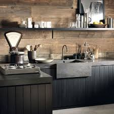 Industrial Kitchen With Dupont Corian