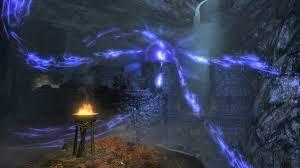 Wolfskull Cave Elder Scrolls