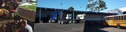 Commercial Truck Repair & Service Department At Las Vegas ...