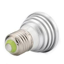 multi color e27 led light bulb with remote my list