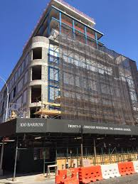 100 West Village Residences 12Story 33Unit Residential Project Tops Out At 100 Barrow Street