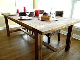 Restoration Hardware Farmhouse Table French Rectangular Round