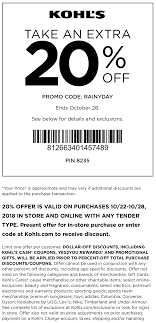 Pinned October 24th: Extra 20% Off At #Kohls Or Online Via Promo ... Kohls 30 Off Coupons Code Plus Free Shipping March 2019 Kohls New Mobile Coupon Program 15 Off Printable Alcom Code Promo Deals Aug 1819 Coupon Exclusions Toys Reis Tsernobli Hind New Excludes Toys From Codes Coupons Kids Steals 40 Off 5 Ways To Snag One Lushdollarcom Pinned September 14th 1520 More At Or Online Via Promo Code Archives Turtlebird Holiday Shopping Starts Nov 8th 16th If Anyone Has In