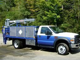 Crane Trucks — Kurtz Truck Equipment