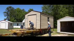 portable buildings and sheds from ld buildings jacksonville fl