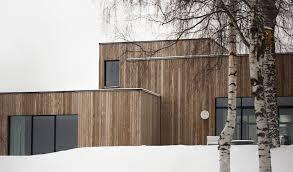 100 Cubic House Design Exploits Kebony Cladding Kebony