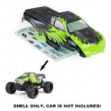 100 Ebay Rc Truck Details About 18699 HSP 116 RC Off Road Monster Body Shell