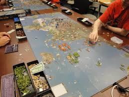Atlanta Axis And Allies Gaming Session