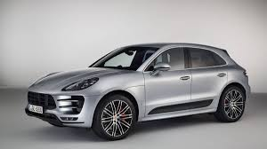 2017 Porsche Macan Turbo With Performance Package Preview