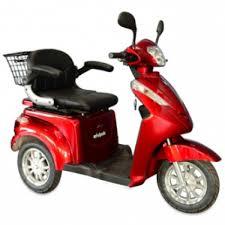 E Wheels EW 38 3 Wheel Mobility Scooter