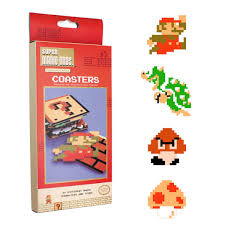 super mario bros coasters nintendo uk store