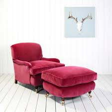 Windsor Velvet Armchair And Footstool - Sofas & Armchairs ... Having A Moment For Pink Blanc Affair Sweet Pink Armchairs Architecture Interior Design Pair Of Lvet By Guy Besnard 1960s Market Kubrick Fauteuil Met Vleugelde Rugleuning In Snoeproze Hot Armchair Modern Living Room Ideas Nytexas Armchairs For Cie 1962 Set 2 Lara Armchair Fern Grey Lotus Velvet Decorating And Interiors Large Patchwork Sage Floral Home Decor Midcentury Dusty 1950s Sale